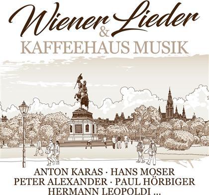 --- - Wiener Lieder Und Kaffeehaus Musik (3 CDs)