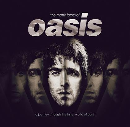 The Many Faces Of Oasis (3 CDs)