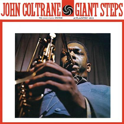 John Coltrane - Giant Steps - 2017 Rhino Reissue/Mono (Remastered, LP)