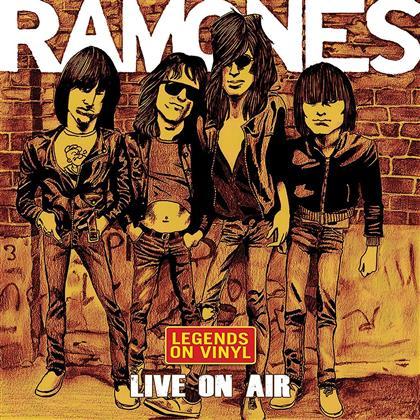 Ramones - Live On Air - Legends On Vinyl (LP)