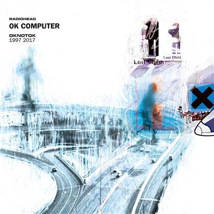 Radiohead - Ok Computer Oknotok 1997-2017 (2 CDs)