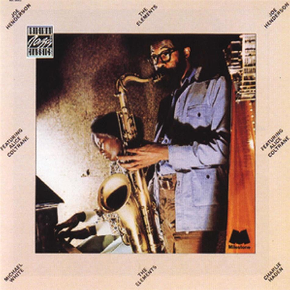 Joe Henderson & Alice Coltrane - Elements (LP)