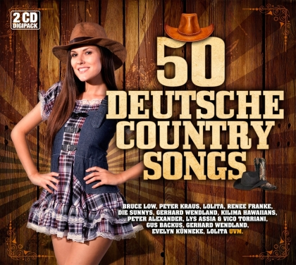 Deutsche Country Songs (2 CDs)
