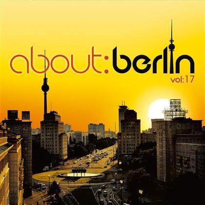 About: Berlin - Vol. 17 - Gatefold (4 LPs + Digital Copy)