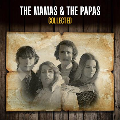 Mamas & The Papas - Collected (Music On Vinyl, 2 LPs)