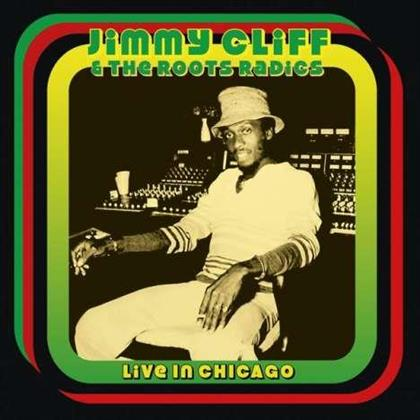 Jimmy Cliff - Live In Chicago (Colored, LP)