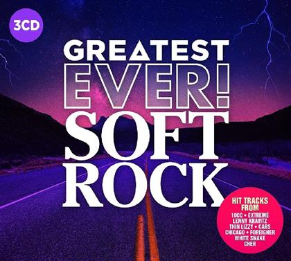 Greatest Ever - Soft Rock (3 CDs)