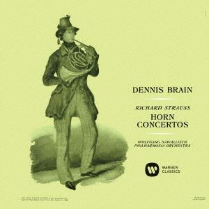Dennis Brain, Richard Strauss (1864-1949), Paul Hindemith (1895-1963), Wolfgang Sawallisch & Philharmonia Orchestra - Hornkonzerte - UHQCD (Japan Edition)