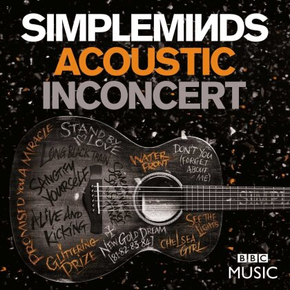 Simple Minds - Acoustic In Concert (CD + DVD)