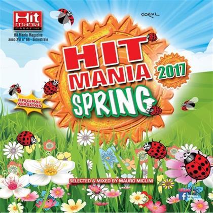 Hit Mania Spring 2017 (4 CDs)