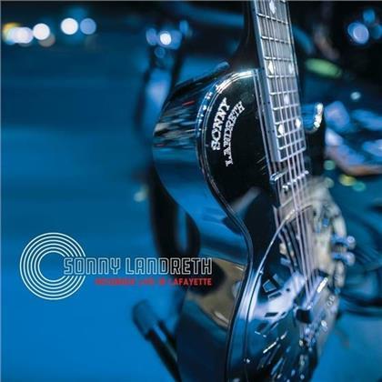 Sonny Landreth - Recorded Live In Lafayette (2 CDs)