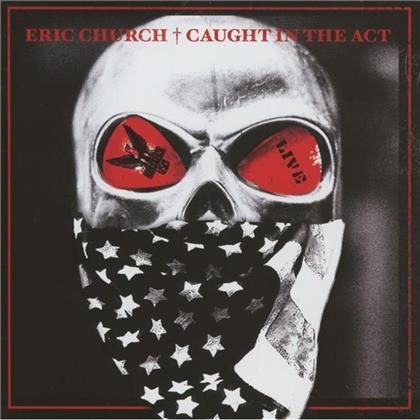 Eric Church - Caught In The Act: Live - Reissue (Colored, 2 LPs)