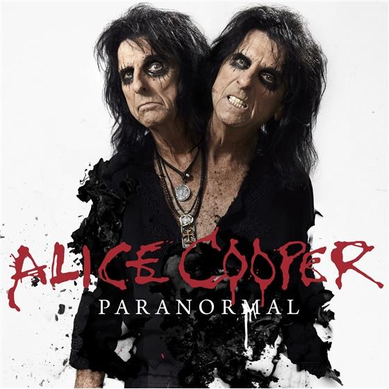 Alice Cooper - Paranormal - Deluxe Edition/T-Shirt Size XL (Deluxe Edition, 2 CDs)