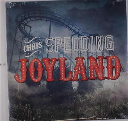 Chris Spedding - Joyland - 2017 Reissue (LP)
