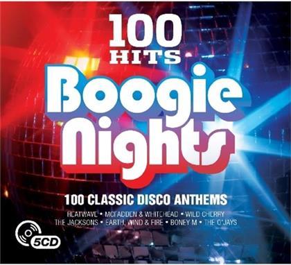 100 Hits - Boogie Nights (5 CDs)