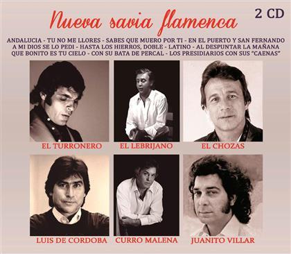 Nueva Savia Flamenca (2 CDs)