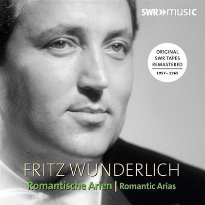 Fritz Wunderlich - Romantische Arien - Romantic Arias - Original SWR Tapes Remastered 1957-1965 (Remastered)