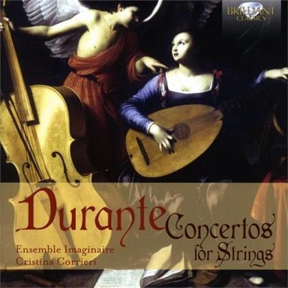 Durante Francesco (1684-1755) - Concertos For Strings (2 CDs)