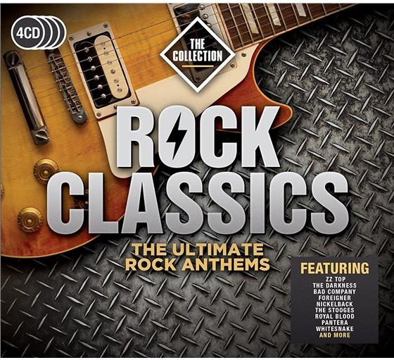 Rock Classics:The Collection (4 CDs)