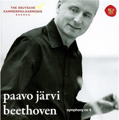 Paavo Järvi, Deutsche Kammerphilharmonie Bremen & Ludwig van Beethoven (1770-1827) - Symphony No. 9 - Standard Ausgabe