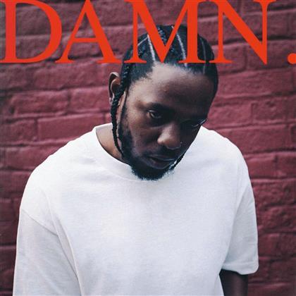 Kendrick Lamar - DAMN. - Gatefold (2 LPs)