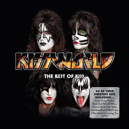 Kiss - Kissworld - The Best Of