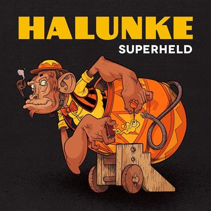 Halunke - Superheld (2 LPs + Digital Copy)