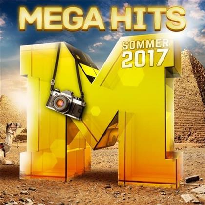 Megahits - Sommer 2017 (2 CDs)