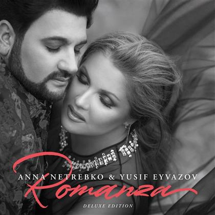 Anna Netrebko, Yusif Eyvazov & Igor Krutoy (*1954) - Romanza (Deluxe Edition, 2 CDs)