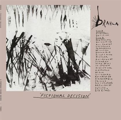 "Drahla - Fictional Decision (7"" Single)"