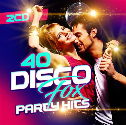 40 Disco Fox Party Hits (2 CDs)