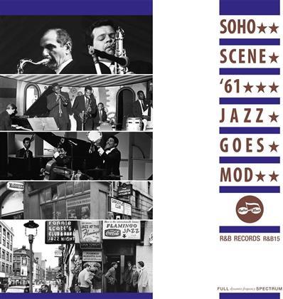 Soho 61 - Jazz Goes Mod (2 CDs)