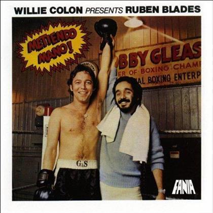 Colon Willie/Blades Ruben - Metiendo Mano - 2017 Reissue/Gatefold (Remastered, LP)