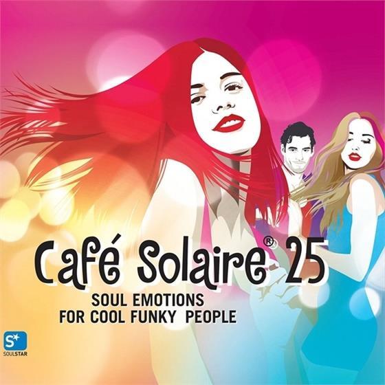 Cafe Solaire - Vol. 25 (2 CD)