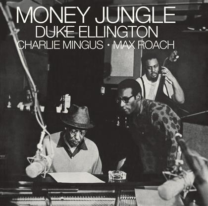 Duke Ellington, Charles Mingus & Max Roach - Money Jungle (3 Bonustracks)