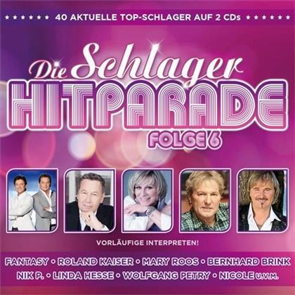Die Schlager Hitparade 6 (2 CDs)