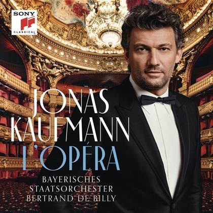 Jonas Kaufmann, Bertrand de Billy & Bayerisches Staatsorchester - L'Opera - French Album