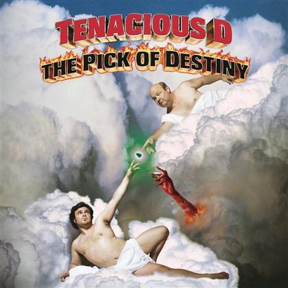 Tenacious D - Pick Of Destiny (Deluxe Edition, LP)