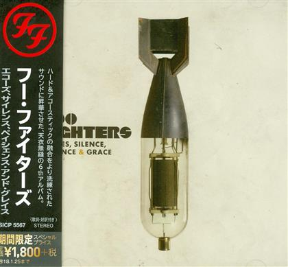 Foo Fighters - Echoes, Silence, Patience & Grace - 2017 Reissue + Bonustrack (Japan Edition)