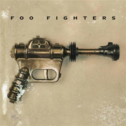 Foo Fighters - --- - 2017 Reissue + Bonustrack (Japan Edition)