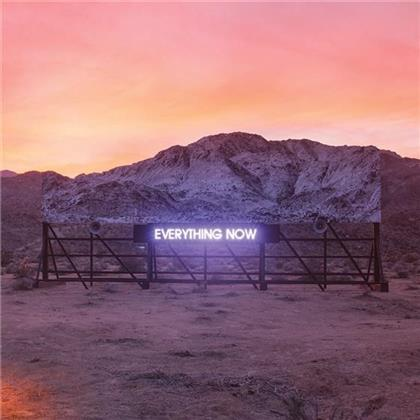 The Arcade Fire - Everything Now - Day Version