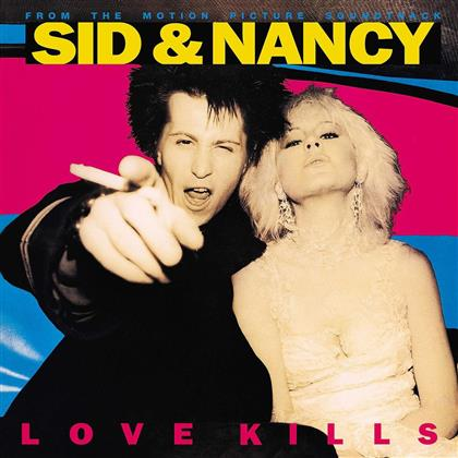 Sid & Nancy: Love Kills - OST (LP)