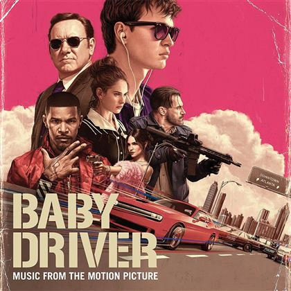 Baby Driver (OST) - OST - Gatefold (2 LPs + Digital Copy)
