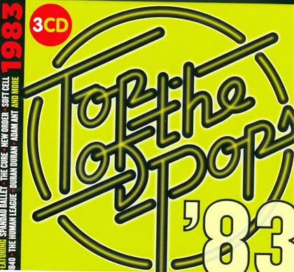 Top Of The Pops - Various - 1983 (3 CD)