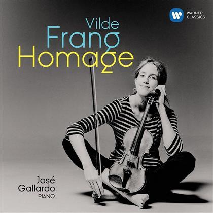 Jose Gallardo, Fritz Kreisler (1875-1962), Antonin Dvorák (1841-1904), Robert Schumann (1810-1856), +, … - Encores