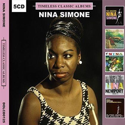 Nina Simone - Timeless Classic Albums - DOL (5 CDs)