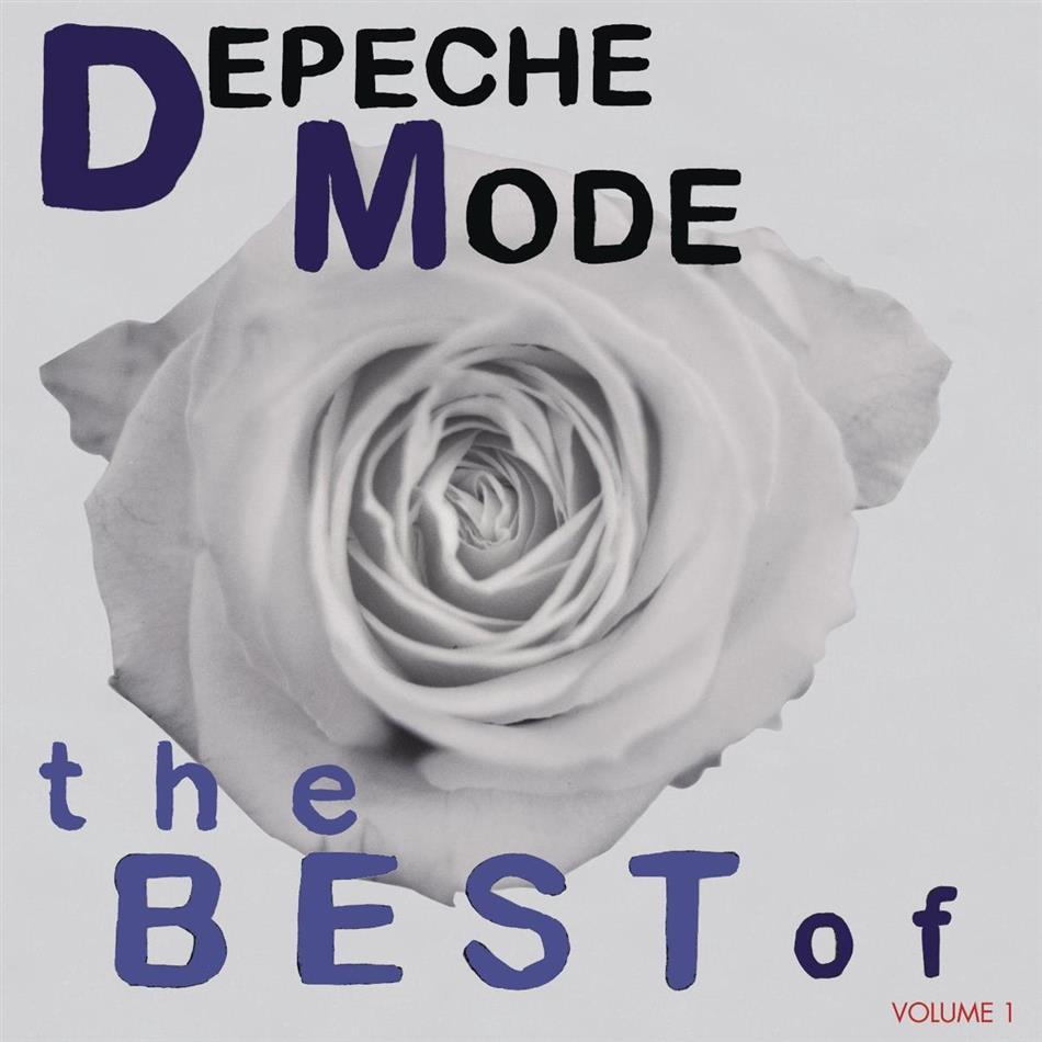 Depeche Mode - Best Of Depeche Mode Vol. 1 (3 LPs)