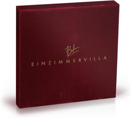 Brkn - Einzimmervilla - Limited Fanbox (2 CDs + LP)