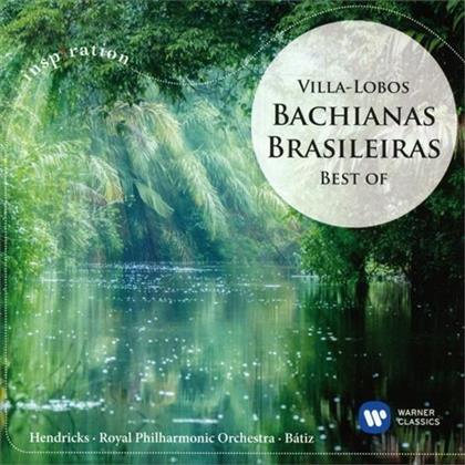 Barbara Hendricks, Enrique Batiz & Heitor Villa-Lobos (1887-1959) - Bachianas Brasileiras - Best Of Villa-Lobos