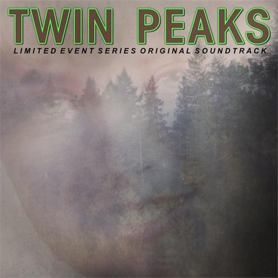 Twin Peaks - OST - Limited Event Series Soundtrack (2 LPs)